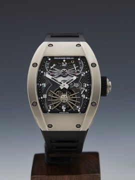 Richard Mille Aerodyne Rm021 Tourbillon White GOLD – £199,500 – COM321 for sale