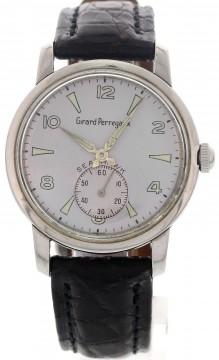 Men's Vintage Girard Perregaux Sea Hawk Stainless Steel for sale