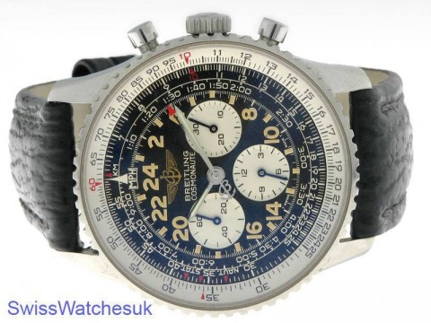 Breitling Navitmer MENS Stainless Steel Automatic Watch Chronograph MODEL for sale