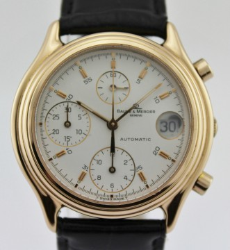 Baume & Mecier Chronograph Limited Edition 141/149 AUTOMATIC for sale