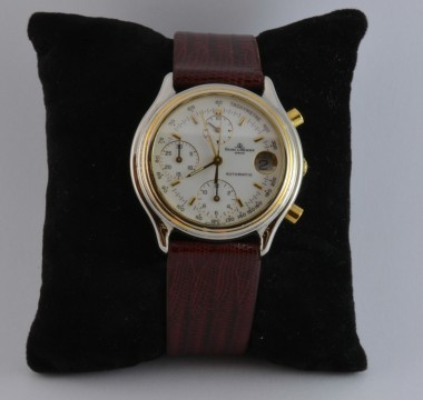 Chrono Baume&mercier Watch Baumatic Chronograph Automatic for sale