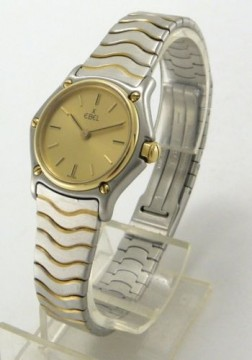 EBEL Classic WAVE Damen UHR for sale
