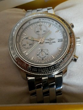 Gmt Breitling Pilot Astromat Longitude Automatico for sale
