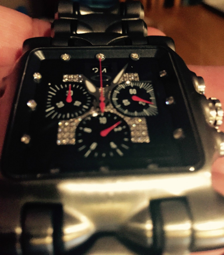 Oakley Rare Diamond Minute Machine Watch GMT, Time Bomb, Hollow, Gearbox