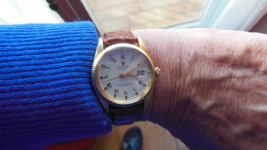Rolex 3035