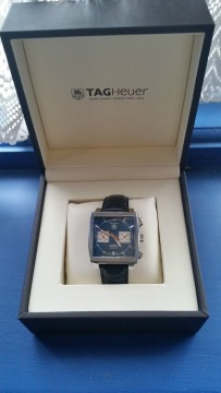 Tag Heuer Monaco Watch 2014 for sale