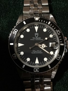 Tudor Rolex Submariner 75090 for sale