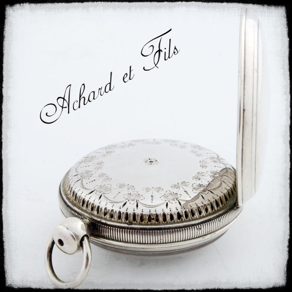 Verge Fusee Achard & FILS Despertador DE 1800