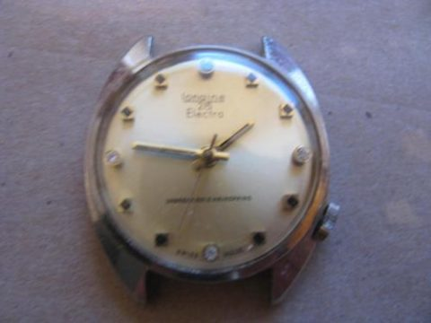 Longine 215 Electra Wind Up Watch Swiss Made for sale
